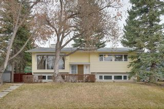 Photo 1: 2132 Palisdale Road SW in Calgary: Palliser Detached for sale : MLS®# A1048144