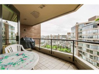 """Photo 13: 704 1450 PENNYFARTHING Drive in Vancouver: False Creek Condo for sale in """"Harbour Cove"""" (Vancouver West)  : MLS®# V1103725"""