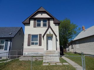 Photo 1: 599 Talbot Avenue in Winnipeg: House for sale : MLS®# 1812841