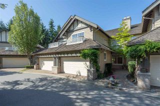 """Photo 1: 23 5650 HAMPTON Place in Vancouver: University VW Townhouse for sale in """"THE SANDRINGHAM"""" (Vancouver West)  : MLS®# R2405141"""