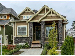 "Photo 1: 17427 1A Avenue in Surrey: Pacific Douglas House for sale in ""DOUGLAS - SUMMERFIELD"" (South Surrey White Rock)  : MLS®# R2045203"