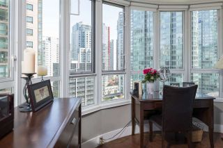 """Photo 10: 1102 717 JERVIS Street in Vancouver: West End VW Condo for sale in """"EMERALD WEST"""" (Vancouver West)  : MLS®# R2262290"""