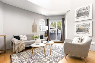 """Photo 9: 15 1182 W 7TH Avenue in Vancouver: Fairview VW Condo for sale in """"The San Franciscan"""" (Vancouver West)  : MLS®# R2483795"""