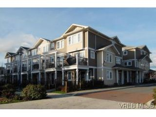 Photo 1: 104 842 Brock Ave in VICTORIA: La Langford Proper Row/Townhouse for sale (Langford)  : MLS®# 507331