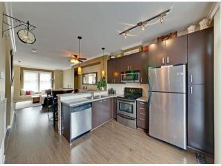 """Photo 4: 112 18777 68A Avenue in Surrey: Clayton Townhouse for sale in """"COMPASS"""" (Cloverdale)  : MLS®# F1312548"""