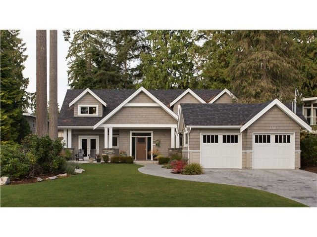 """Main Photo: 1128 TALL TREE Lane in North Vancouver: Canyon Heights NV House for sale in """"CANYON HEIGHTS"""" : MLS®# V1043343"""