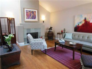 """Photo 2: 44 1550 LARKHALL Crescent in North Vancouver: Northlands Townhouse for sale in """"Nahanee Woods"""" : MLS®# V1057565"""