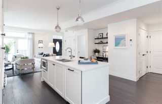 """Photo 8: 334 W 62ND Avenue in Vancouver: Marpole Townhouse for sale in """"Residence on Winona Park"""" (Vancouver West)  : MLS®# R2167442"""