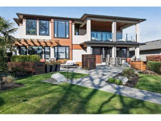 Photo 1: 15549 SEMIAHMOO AV: White Rock House for sale (South Surrey White Rock)  : MLS®# F1435921