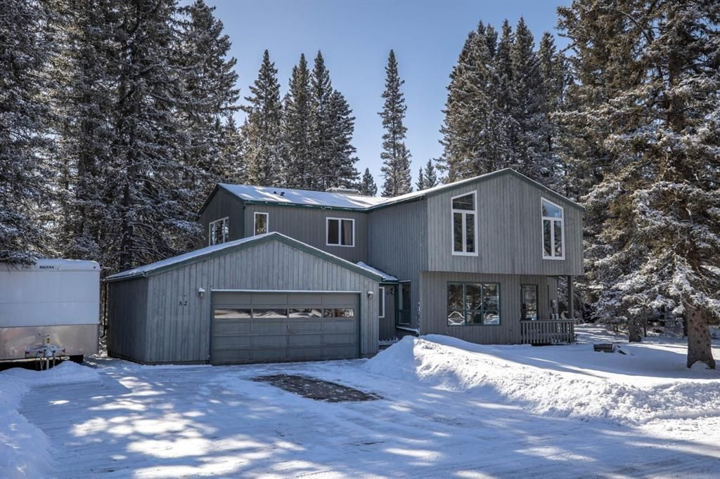 Main Photo: 52 Wolf Drive: Bragg Creek Detached for sale : MLS®# A1084049