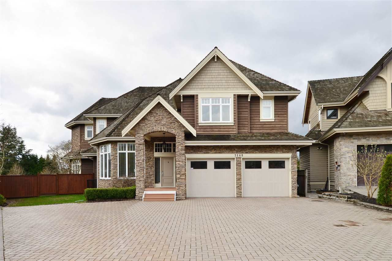 """Main Photo: 3148 162 Street in Surrey: Grandview Surrey House for sale in """"Morgan Acres"""" (South Surrey White Rock)  : MLS®# R2204831"""