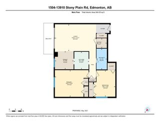 Photo 33: 1504 13910 STONY PLAIN Road in Edmonton: Zone 11 Condo for sale : MLS®# E4260832