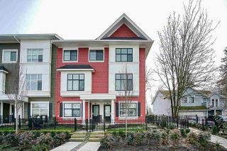 Photo 2: 39 27735 ROUNDHOUSE Drive in Abbotsford: Aberdeen Townhouse for sale : MLS®# R2543501