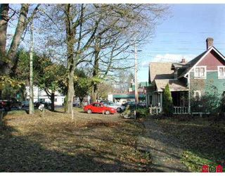 Photo 4: LT.4 GLOVER RD in Langley: Fort Langley Land for sale : MLS®# F2502403