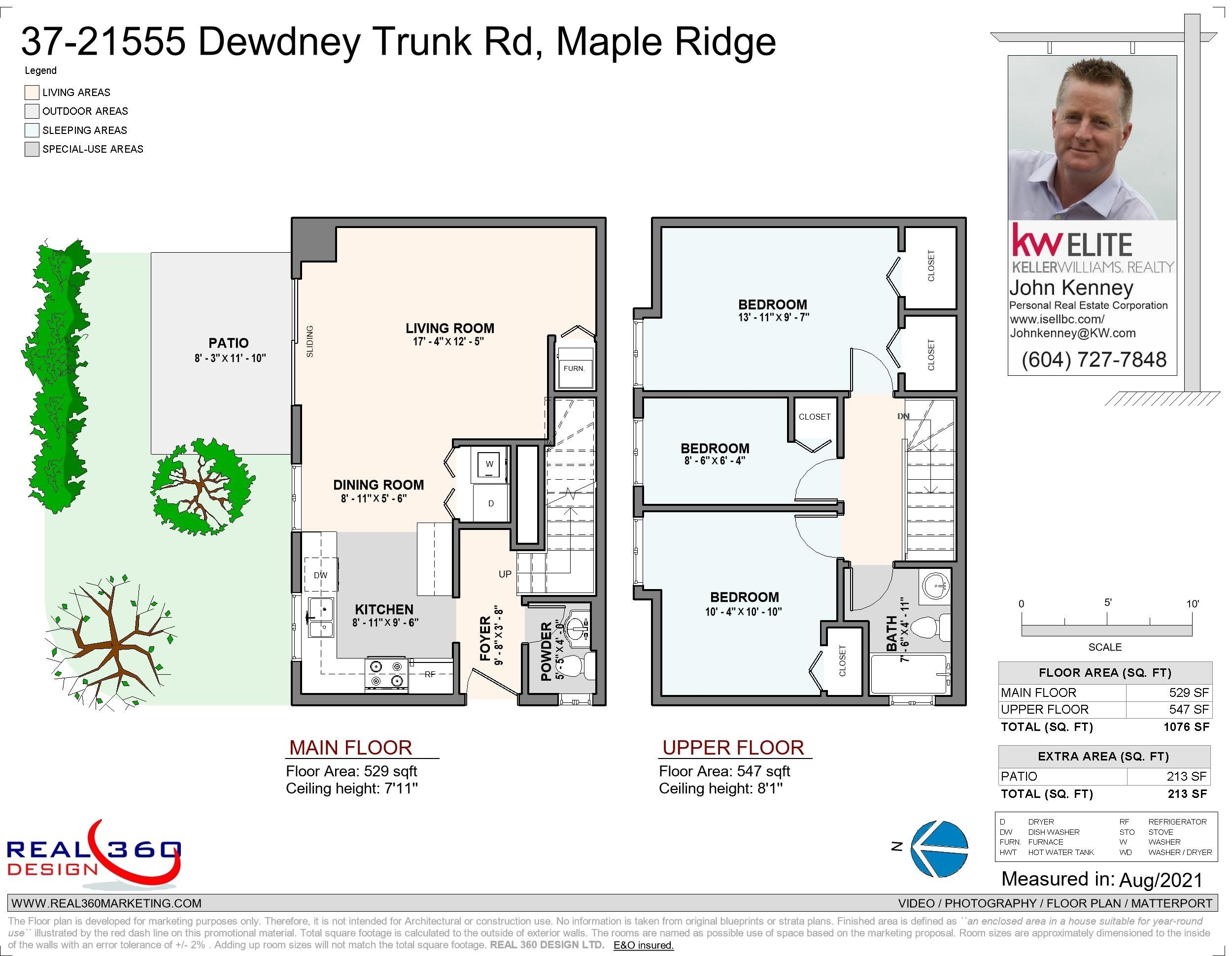 """Photo 23: Photos: 37 21555 DEWDNEY TRUNK Road in Maple Ridge: West Central Townhouse for sale in """"Richmond Court"""" : MLS®# R2611376"""
