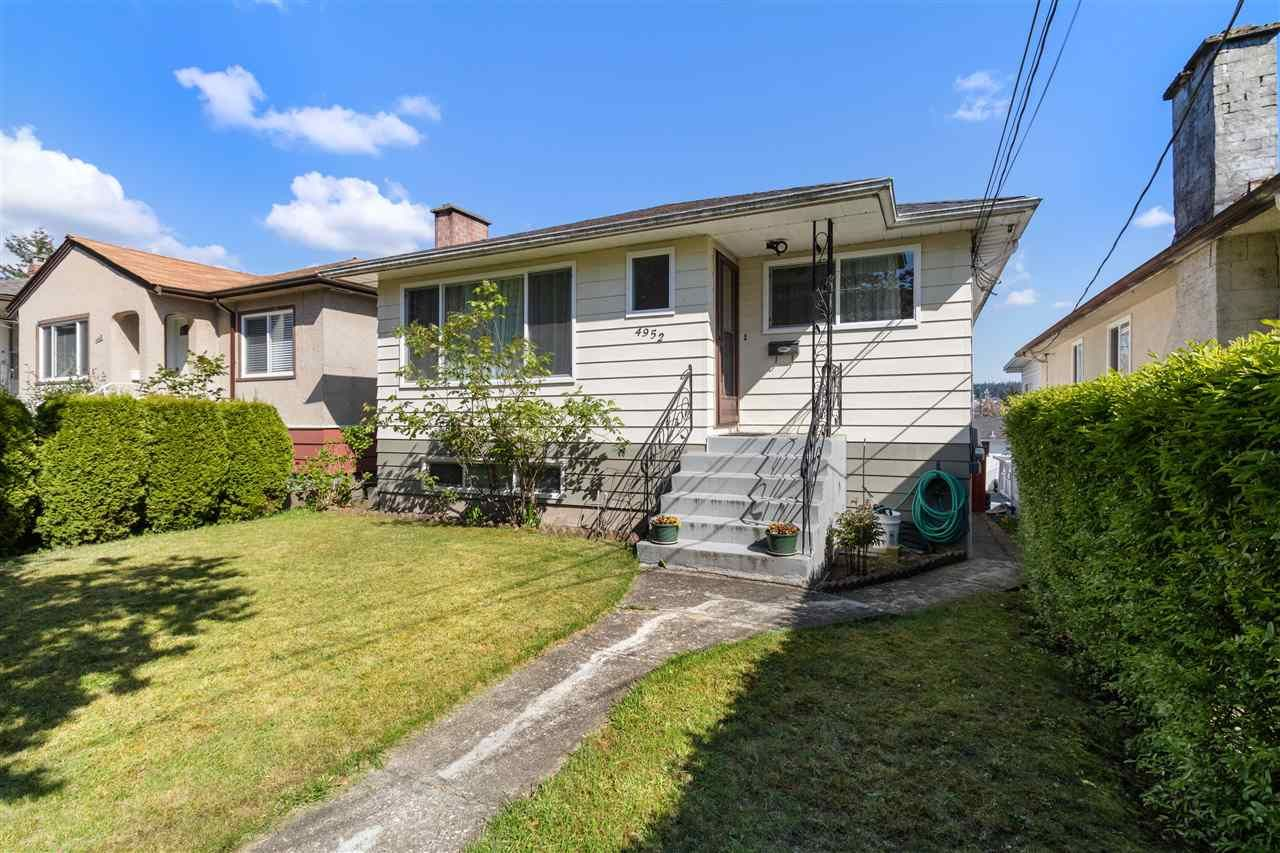 Main Photo: 4952 CHATHAM Street in Vancouver: Collingwood VE House for sale (Vancouver East)  : MLS®# R2575127