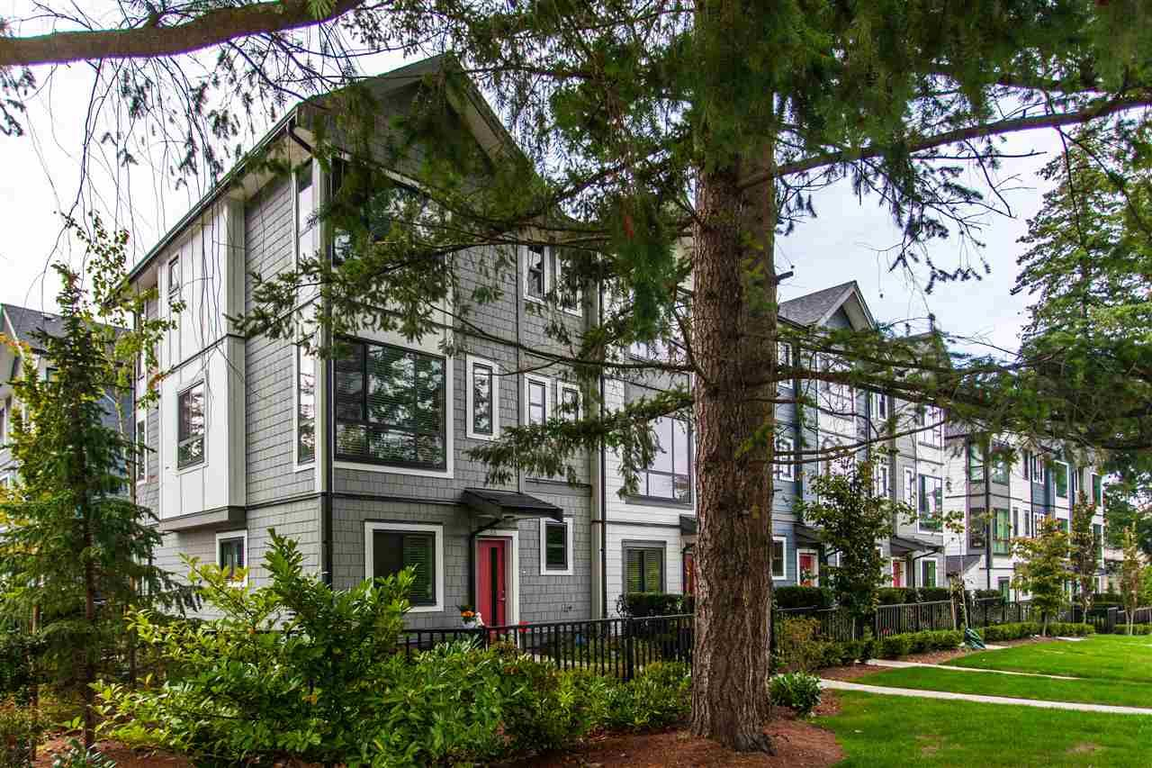 "Main Photo: 23 16760 25 Avenue in Surrey: Grandview Surrey Townhouse for sale in ""HUDSON"" (South Surrey White Rock)  : MLS®# R2527363"