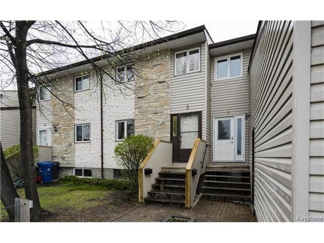 Main Photo: 1750 Taylor Avenue in Winnipeg: River Heights South Condominium for sale (1D)  : MLS®# 1711431