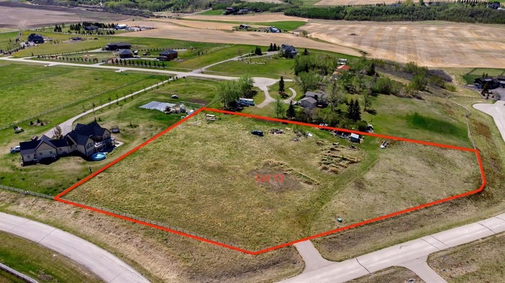 Main Photo: 286006 Ridgeview Way E: Rural Foothills County Residential Land for sale : MLS®# A1108192