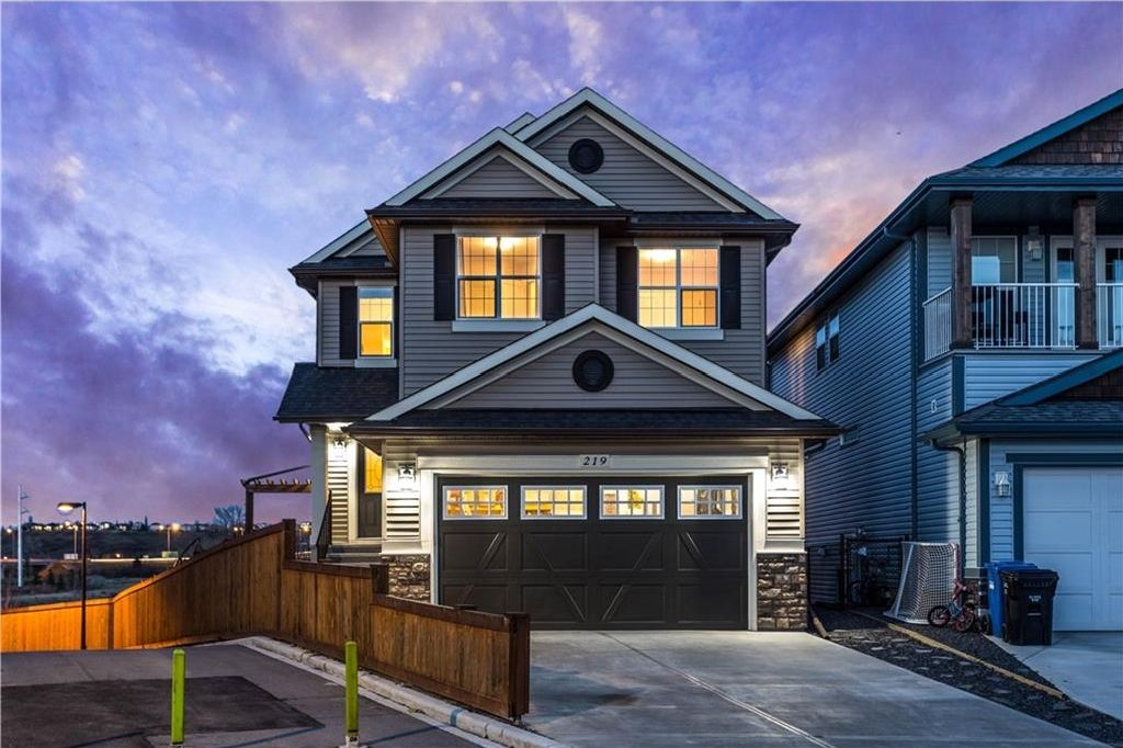 Main Photo: 219 CHAPARRAL VALLEY Way SE in Calgary: Chaparral House for sale : MLS®# C4115534