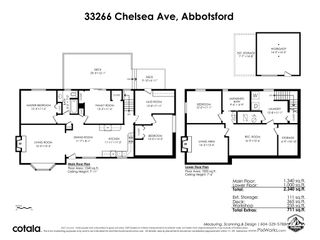 Photo 40: 33266 CHELSEA Avenue in Abbotsford: Central Abbotsford House for sale : MLS®# R2554974