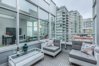"""Photo 7: 712 108 E 1ST Avenue in Vancouver: Mount Pleasant VE Townhouse for sale in """"Meccanica"""" (Vancouver East)  : MLS®# R2126481"""
