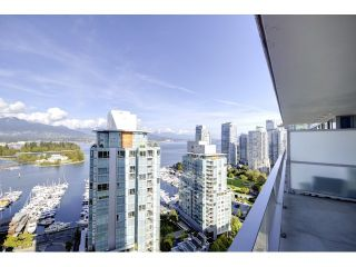 Photo 20: 2201 1499 PENDER Street W in Vancouver West: Coal Harbour Home for sale ()  : MLS®# V1088176