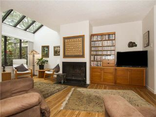 """Photo 3: 809 SAWCUT Street in Vancouver: False Creek Townhouse for sale in """"HEATHER POINT"""" (Vancouver West)  : MLS®# V1086722"""