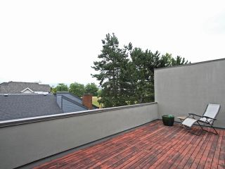 Photo 23: 1803 GREER Avenue in Vancouver: Kitsilano Townhouse for sale (Vancouver West)  : MLS®# V904936