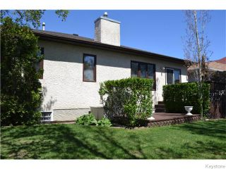 Photo 20: 71 Huntingdale Road in Winnipeg: River Heights / Tuxedo / Linden Woods Residential for sale (South Winnipeg)  : MLS®# 1613106