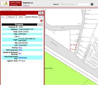 Photo 1: 11285 BURNETT Street in Maple Ridge: East Central House for sale : MLS®# R2507927