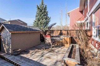 Photo 38: 13307 47 Street in Edmonton: Zone 35 Townhouse for sale : MLS®# E4238571