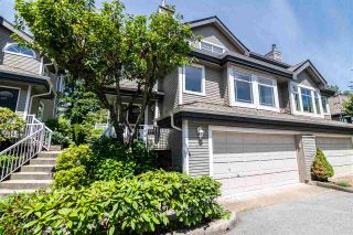 """Photo 1: 873 ROCHE POINT Drive in North Vancouver: Roche Point Townhouse for sale in """"SALISH ESTATES"""" : MLS®# R2377508"""