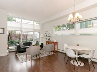 """Photo 9: 1839 CROWE Street in Vancouver: False Creek Townhouse for sale in """"FOUNDRY"""" (Vancouver West)  : MLS®# R2277227"""