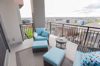 Photo 27: 407 1004 ROSENTHAL Boulevard in Edmonton: Zone 58 Condo for sale : MLS®# E4248881