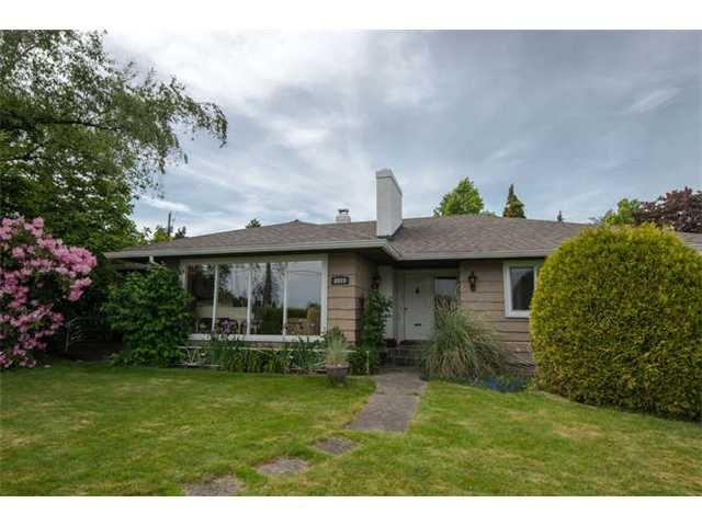 """Main Photo: 8869 10TH Avenue in Burnaby: The Crest House for sale in """"The Crest"""" (Burnaby East)  : MLS®# V1065871"""