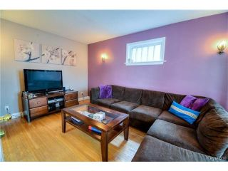 Photo 2: 106 Morley Avenue in WINNIPEG: Fort Rouge / Crescentwood / Riverview Residential for sale (South Winnipeg)  : MLS®# 1427462