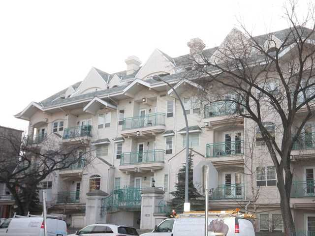 Main Photo: 308 1235 13 Avenue SW in CALGARY: Connaught Condo for sale (Calgary)  : MLS®# C3506823