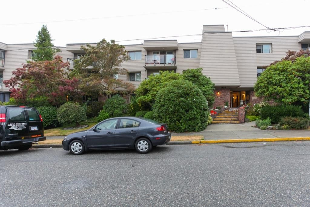 "Main Photo: 203 1429 MERKLIN Street: White Rock Condo for sale in ""Kensington Manor"" (South Surrey White Rock)  : MLS®# R2203137"