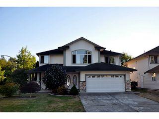 Photo 1: 23810 122ND AV in Maple Ridge: East Central House for sale : MLS®# V1136857