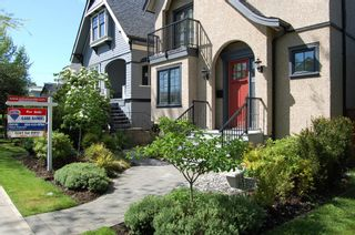 """Photo 2: 855 W 19TH AV in Vancouver: Cambie House for sale in """"DOUGLAS PARK"""" (Vancouver West)  : MLS®# V988760"""