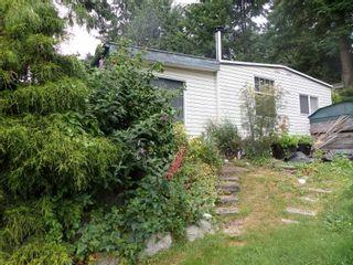 "Photo 1: 2 5302 SELMA PARK Road in Sechelt: Sechelt District Manufactured Home for sale in ""Selma Vista Mobile Home Park"" (Sunshine Coast)  : MLS®# R2579205"