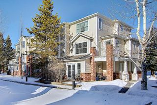 Photo 1: 1202 7171 Coach Hill Road SW in Calgary: Coach Hill Row/Townhouse for sale : MLS®# A1070800