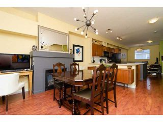 "Photo 6: 38 935 EWEN Avenue in New Westminster: Queensborough Townhouse for sale in ""COOPER'S LANDING"" : MLS®# V1063837"