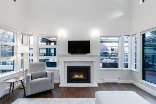 "Photo 2: 403 3788 W 8TH Avenue in Vancouver: Point Grey Condo for sale in ""LA MIRADA"" (Vancouver West)  : MLS®# R2536801"
