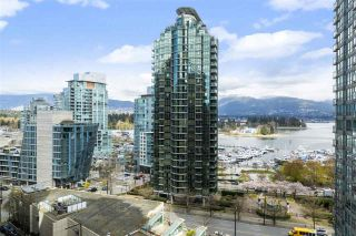 Main Photo: 1005 1331 GEORGIA Street in Vancouver: Coal Harbour Condo for sale (Vancouver West)  : MLS®# R2564265