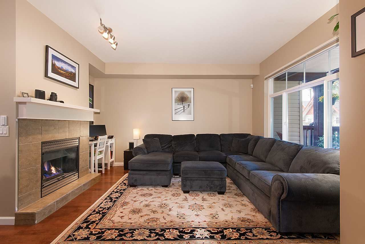 """Main Photo: 25 50 PANORAMA Place in Port Moody: Heritage Woods PM Townhouse for sale in """"ADVENTURE RIDGE"""" : MLS®# R2357233"""