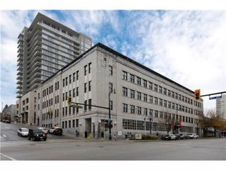 """Photo 1: 510 549 COLUMBIA Street in New Westminster: Downtown NW Condo for sale in """"C2C LOFTS & FLATS"""" : MLS®# R2031496"""