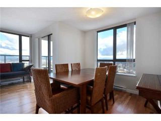 "Photo 4: 3002 7063 HALL Avenue in Burnaby: Highgate Condo for sale in ""EMERSON BY BOSA"" (Burnaby South)  : MLS®# V868740"
