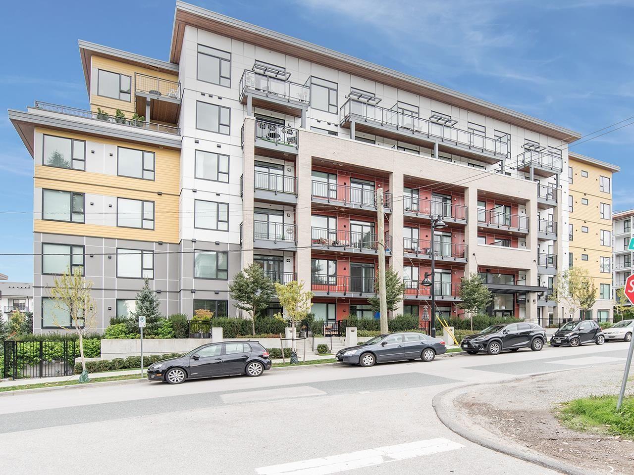 """Main Photo: 509 621 REGAN Avenue in Coquitlam: Central Coquitlam Condo for sale in """"Simon 2"""" : MLS®# R2624118"""